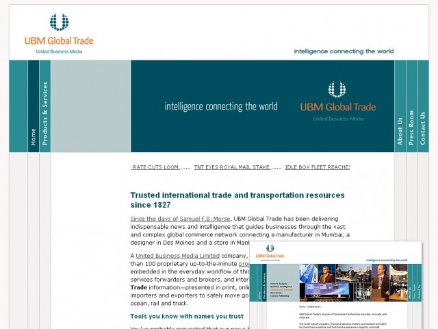 UBM Global Trade