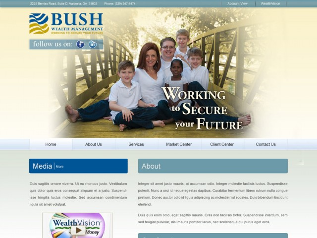 Bush Wealth Management