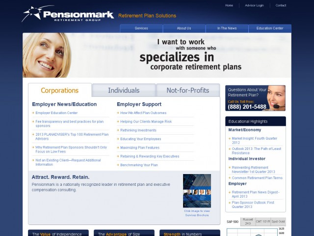 Pensionmark Retirement Group